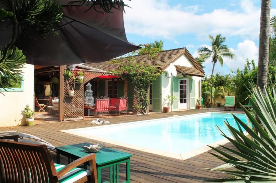 Villa pour 13 pers. avec piscine privée, Saint-Paul