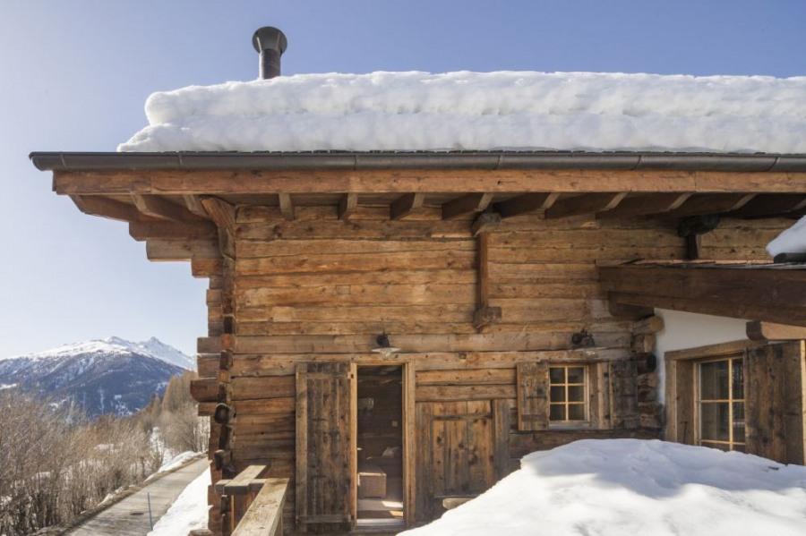 squarebreak, Joli chalet suisse cosy et convivial