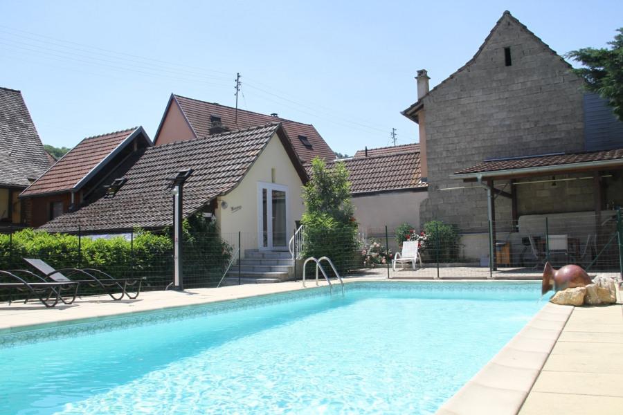 Gîte  Henriette piscine  SPA - JACUZZI - Katzenthal