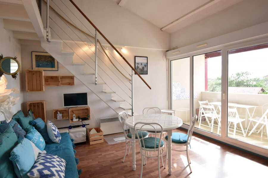 Location vacances Soorts-Hossegor -  Appartement - 5 personnes - Lave-linge - Photo N° 1