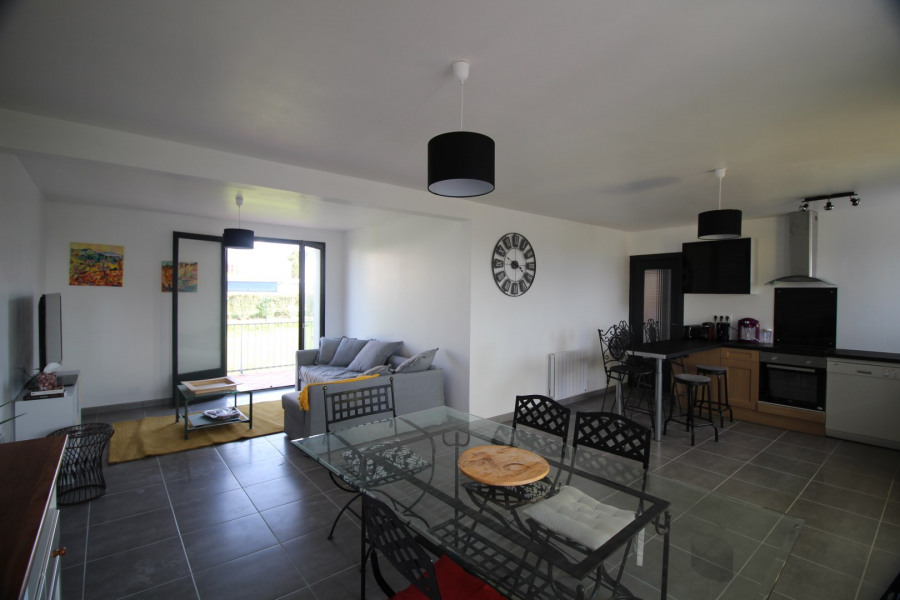 Holiday rentals Erquy - Apartment - 8 persons - BBQ - Photo N° 1