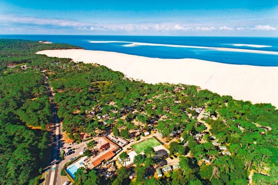 Camping La Forêt du Pilat à Pyla-sur-Mer