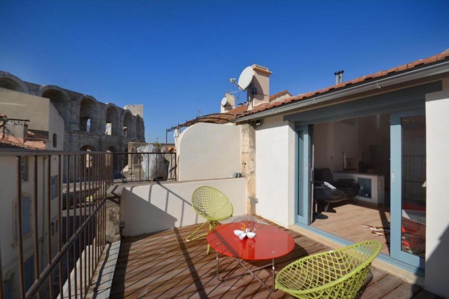 Location vacances Arles -  Gite - 5 personnes - Télévision - Photo N° 1