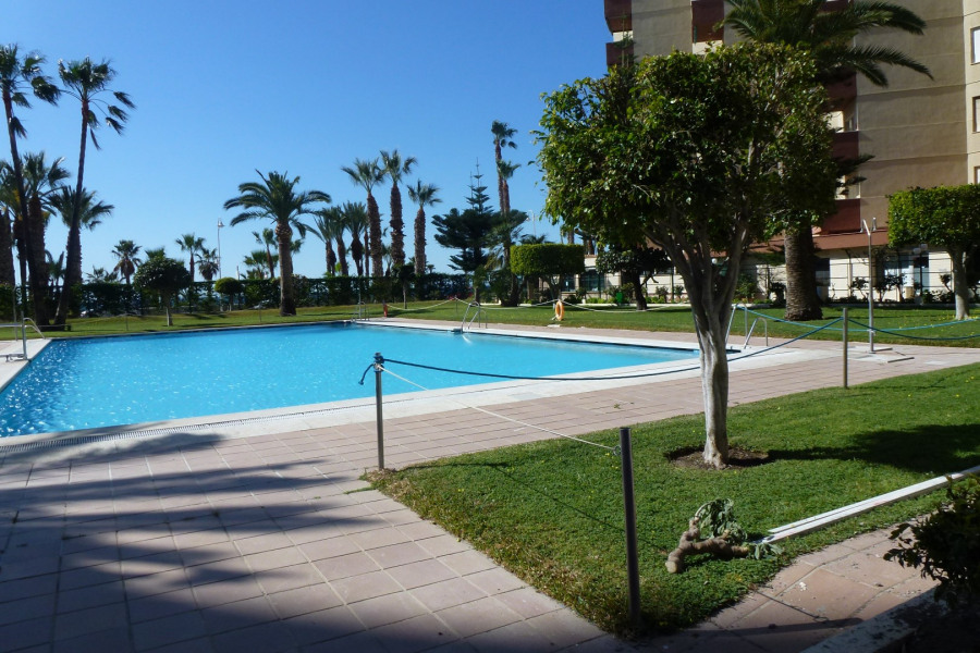 Holiday rentals Almuñécar - Apartment - 4 persons - Tennis court - Photo N° 1