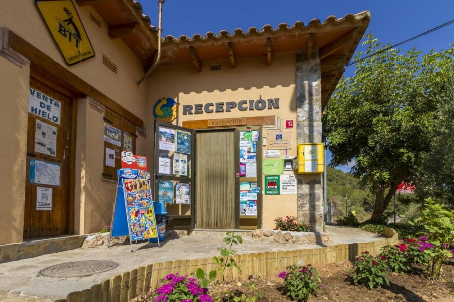 Camping Altomira, 90 emplacements, 22 locatifs