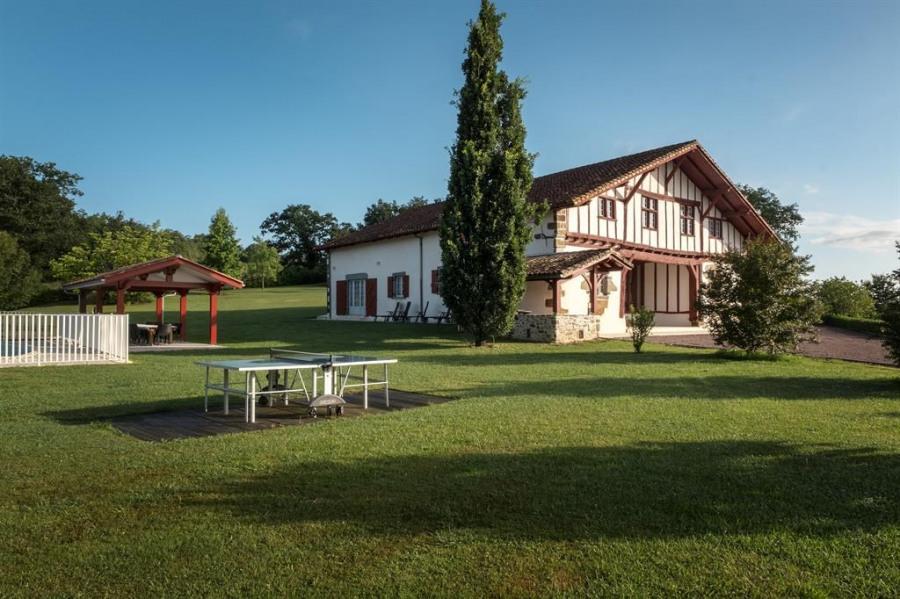 Alquileres de vacaciones La Bastide-Clairence - Casa - 18 personas - BBQ - Foto N° 1