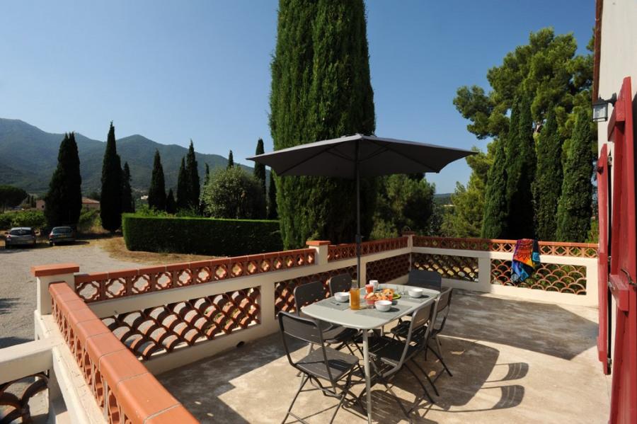 Location vacances Montesquieu-des-Albères -  Gite - 4 personnes - Chaise longue - Photo N° 1