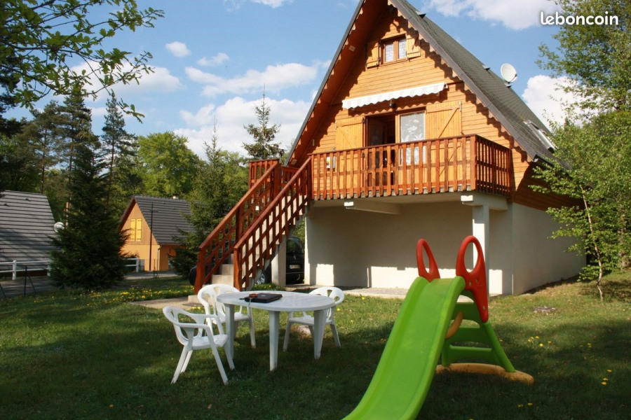 Location vacances Beaulieu -  Maison - 8 personnes -  - Photo N° 1
