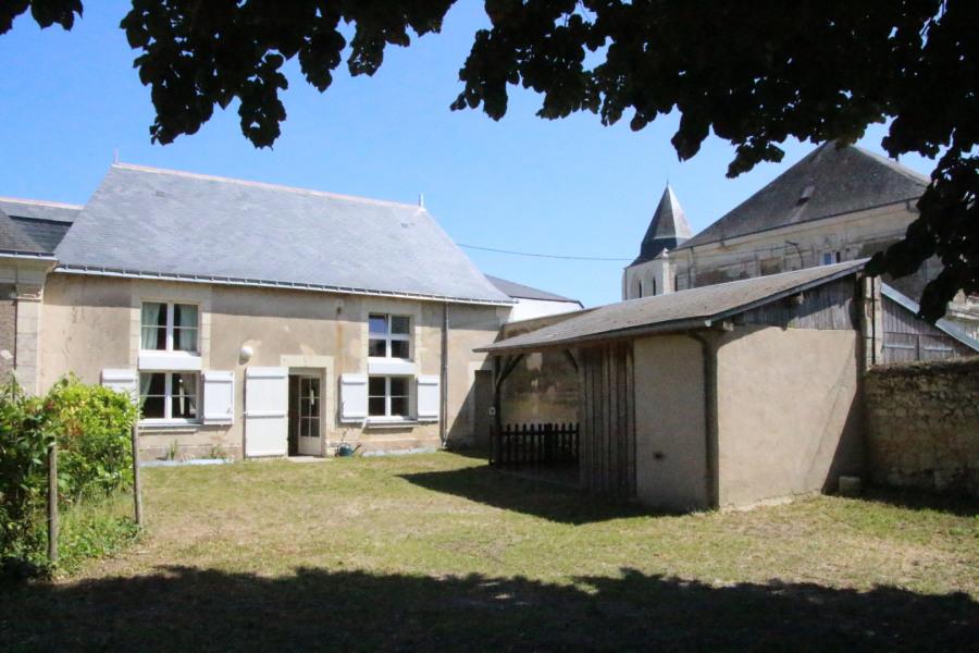 Location vacances Vernoil-le-Fourrier -  Maison - 4 personnes - Barbecue - Photo N° 1