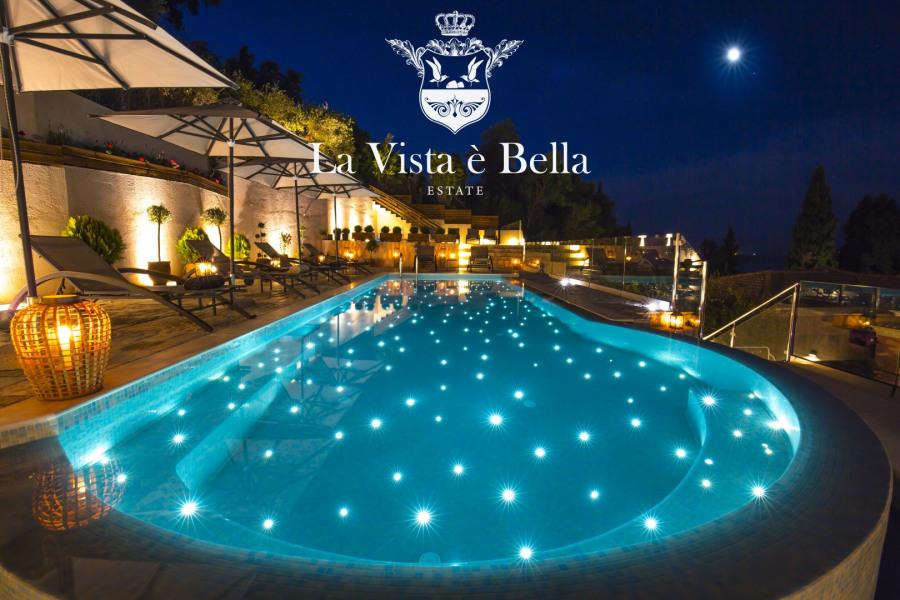 La Vista è Bella Estate (belle villa vue sur mer)