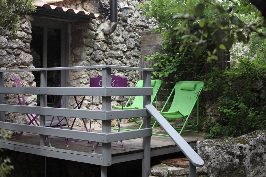 Location vacances Réauville -  Maison - 2 personnes - Barbecue - Photo N° 1