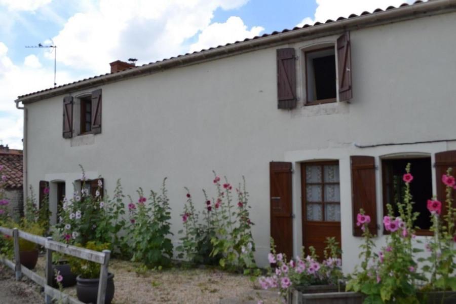 Alquileres de vacaciones Moreilles - Cabaña - 6 personas - Mueble de jardín - Foto N° 1