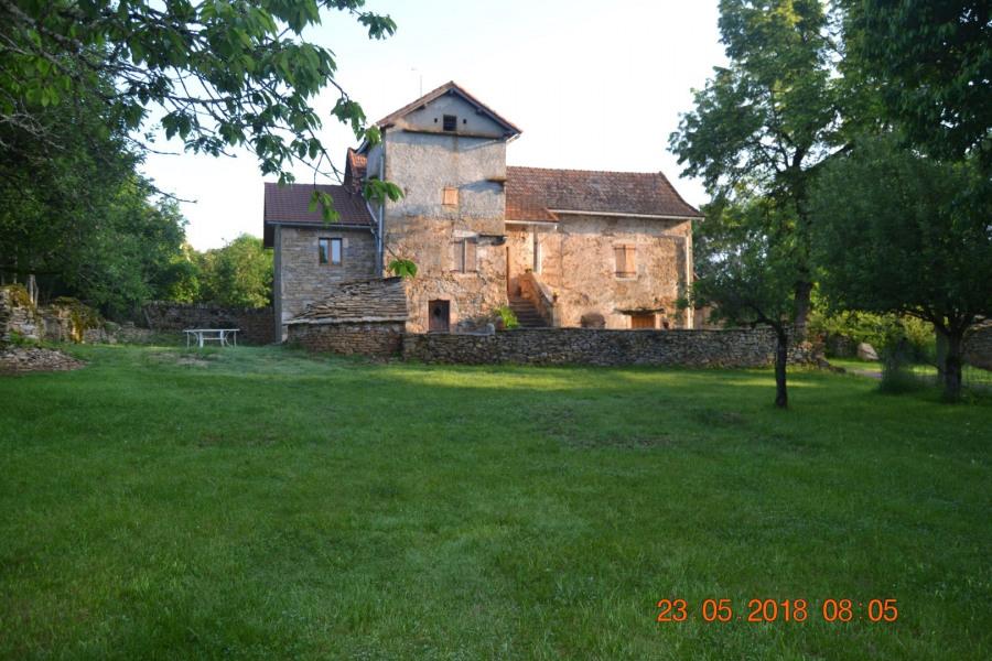 maison de campagne - Laramière