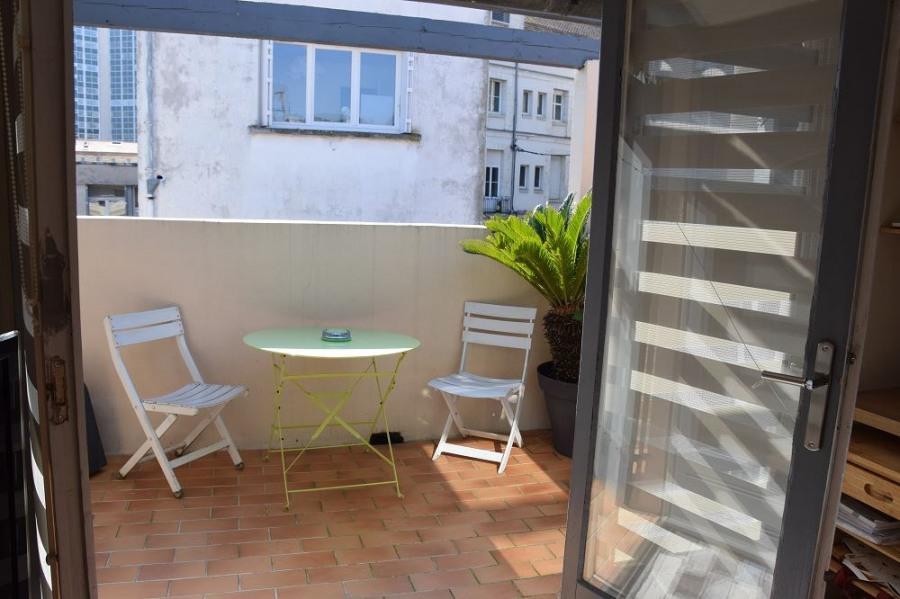 Location vacances Agen -  Appartement - 3 personnes - Salon de jardin - Photo N° 1