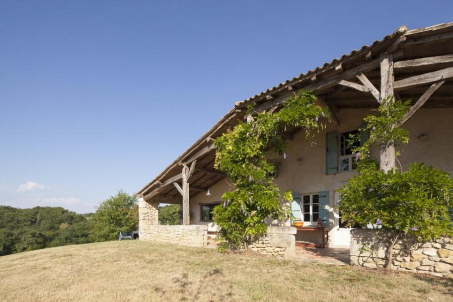 Holiday rentals Sigalens - House - 14 persons - BBQ - Photo N° 1