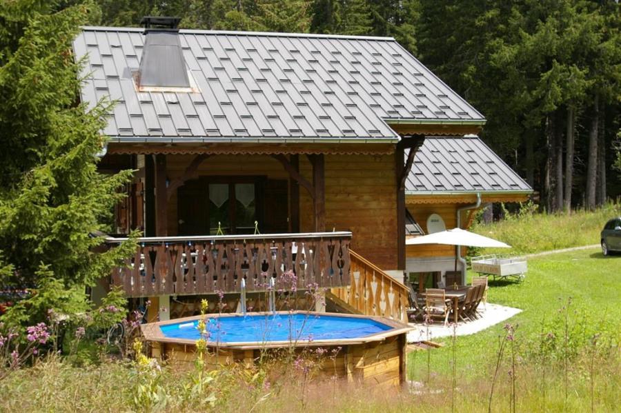 Chalet pour 12 pers. avec piscine privée, Taninges