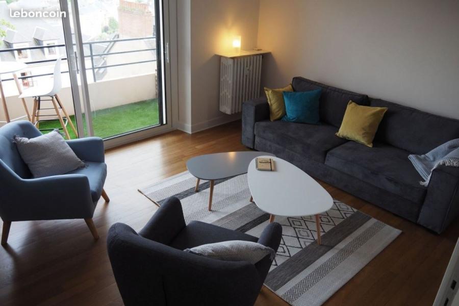 Bel appartement meublé en location saisonnière