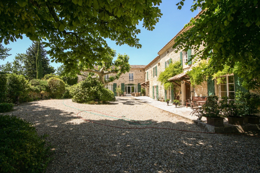Location vacances Chantemerle-lès-Grignan -  Maison - 11 personnes - Barbecue - Photo N° 1