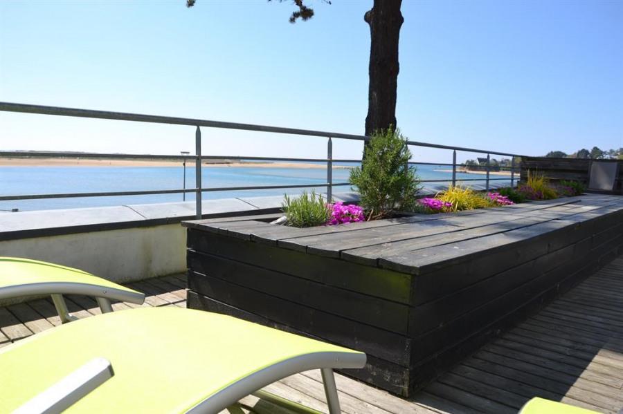 Location vacances Guidel -  Maison - 10 personnes - Chaise longue - Photo N° 1