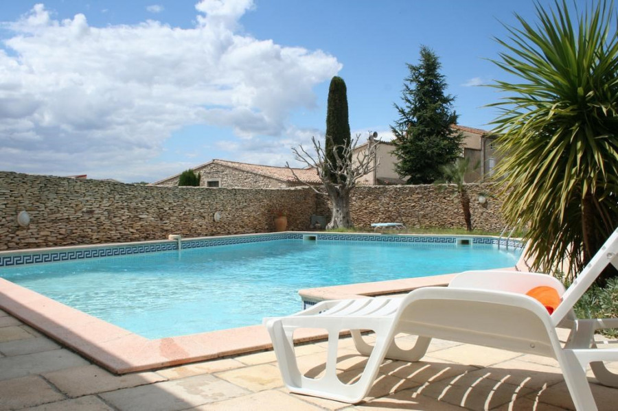 Holiday rentals Ventenac-Cabardès - House - 10 persons - BBQ - Photo N° 1