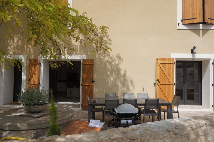 Location vacances Carcassonne -  Gite - 9 personnes - Barbecue - Photo N° 1