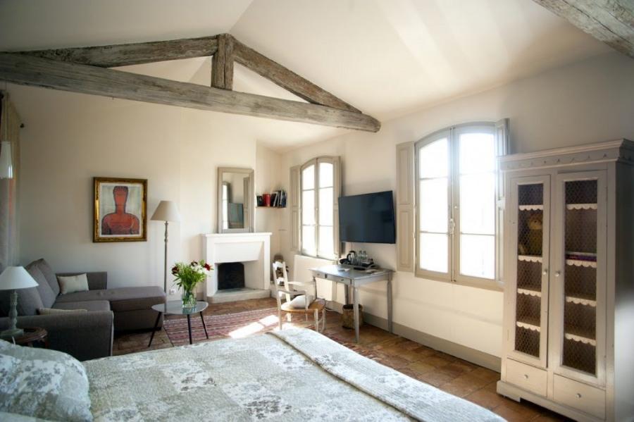 Location vacances Avignon -  Chambre d'hôtes - 3 personnes - Jardin - Photo N° 1