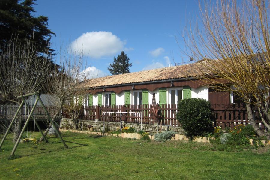 Location vacances Fossès-et-Baleyssac -  Maison - 10 personnes - Barbecue - Photo N° 1