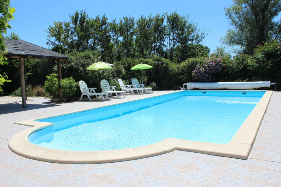 Holiday rentals Puyravault - Cottage - 6 persons - BBQ - Photo N° 1