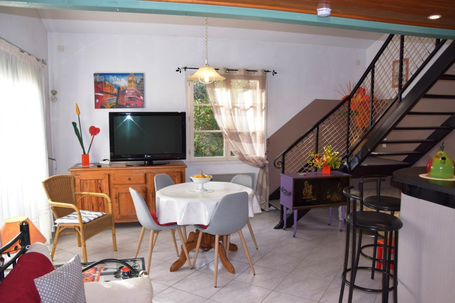 Alquileres de vacaciones Villeneuve-sur-Lot - Apartamento - 3 personas - BBQ - Foto N° 1
