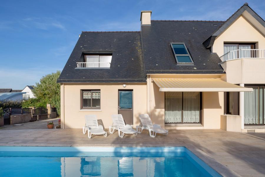 Location vacances Concarneau -  Maison - 2 personnes - Chaise longue - Photo N° 1