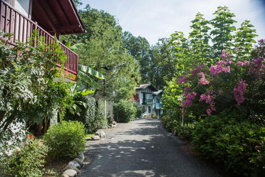 Holiday rentals La Bastide-Clairence - House - 6 persons - BBQ - Photo N° 1