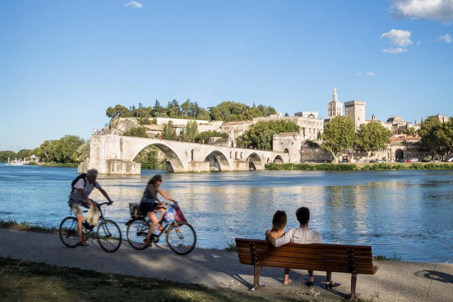 Location vacances Avignon -  Appartement - 4 personnes -  - Photo N° 1