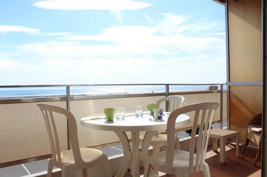 Port-la-Nouvelle (11) - Quartier plage - Résidence L'Eldorado. Appartement 2 pièces - 40 m² environ - jusqu'à 4 perso...