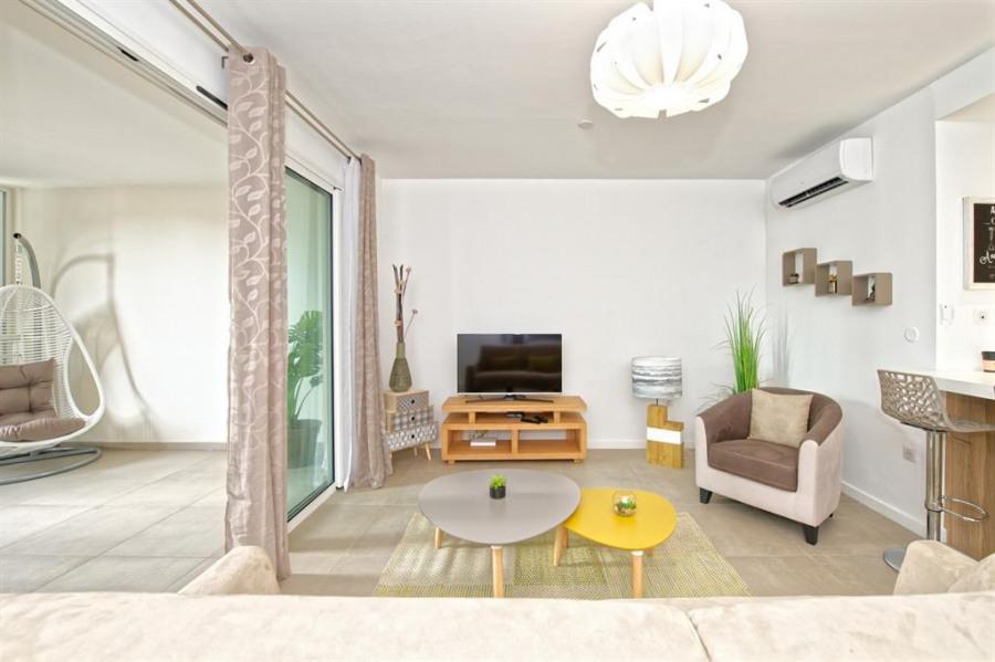 Location vacances Saint-Paul -  Appartement - 4 personnes - Câble / satellite - Photo N° 1