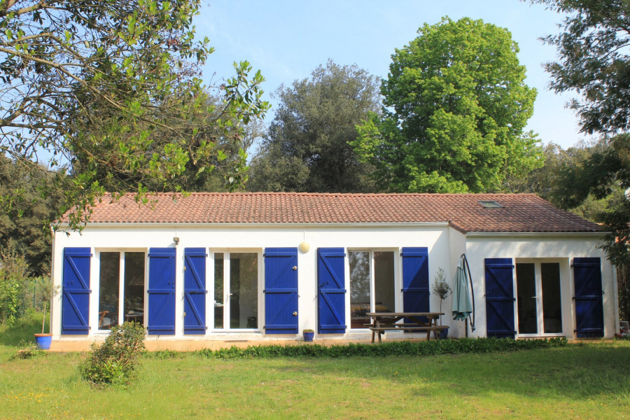Location vacances Jard-sur-Mer -  Maison - 8 personnes - Barbecue - Photo N° 1