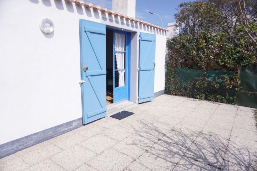 Maison 3 pièces- 40 m² environ- jusqu'à 4 personnes.