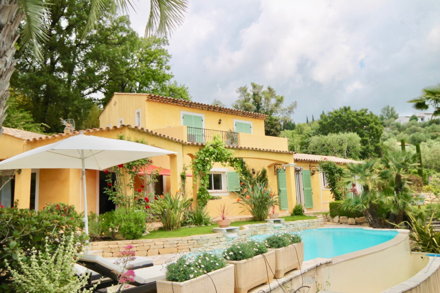 Location vacances Opio -  Maison - 8 personnes -  - Photo N° 1