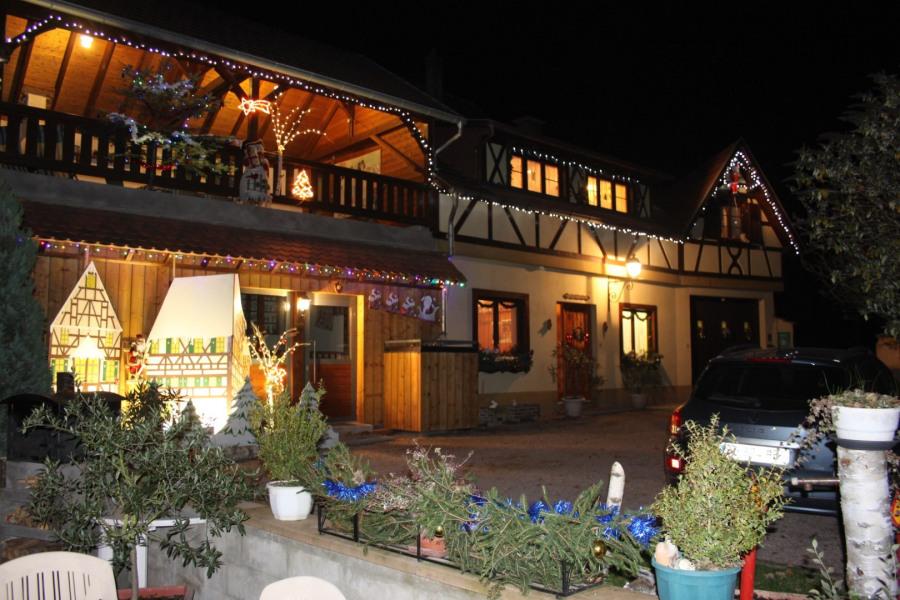 Maison Alsacienne  labelisée GITE DE FRANCE 3* - 3 épis pour 4/5 personnes en Alsace, au calme. - Nothalten