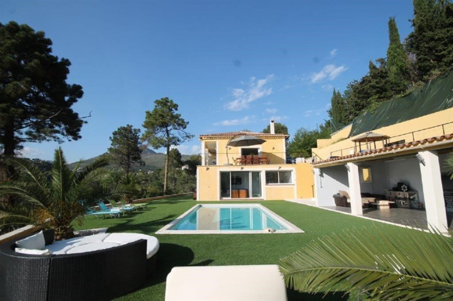 Holiday rentals Nice - House - 8 persons - BBQ - Photo N° 1