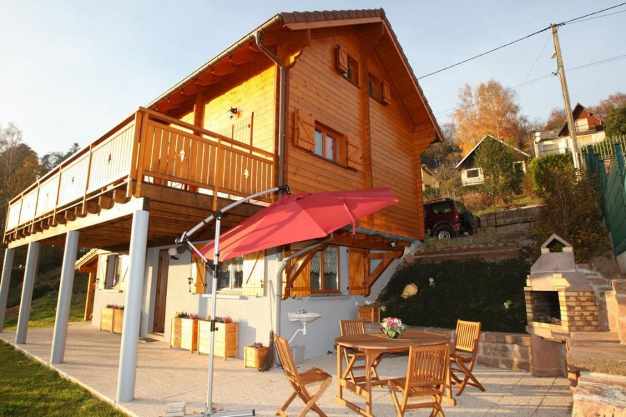 Location vacances Dabo -  Maison - 6 personnes - Barbecue - Photo N° 1
