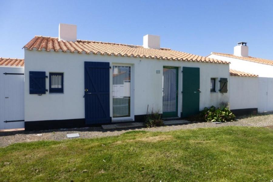 Maison 2 pièces - 32 m² environ- jusqu'à 4 personnes.