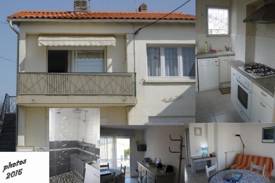 Appartement pour 4 pers., Royan