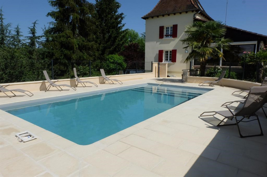 Ferienwohnungen Villamblard - Haus - 8 Personen - Grill - Foto Nr. 1