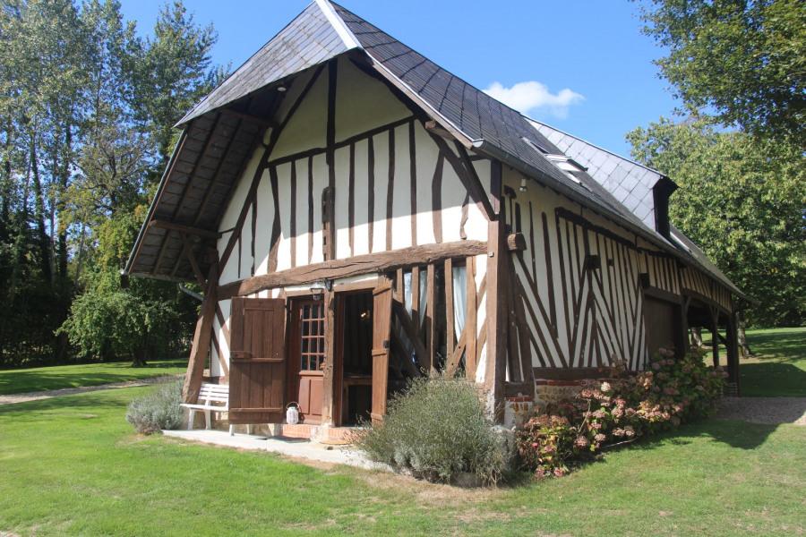Location vacances Les Authieux-sur-Calonne -  Maison - 6 personnes - Barbecue - Photo N° 1