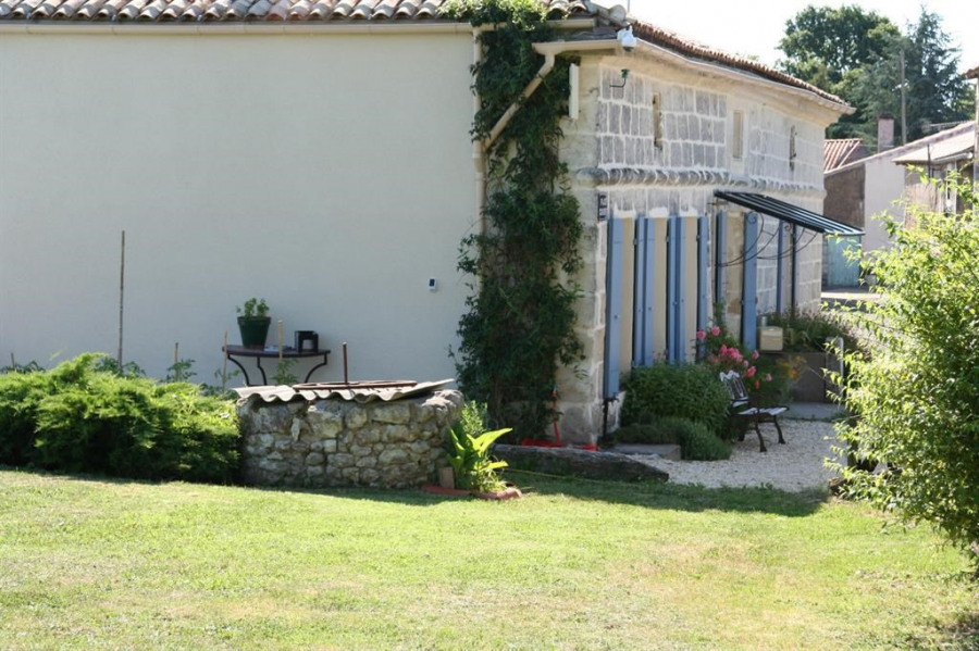 Alquileres de vacaciones Saint-Fort-sur-Gironde - Casa - 12 personas - BBQ - Foto N° 1
