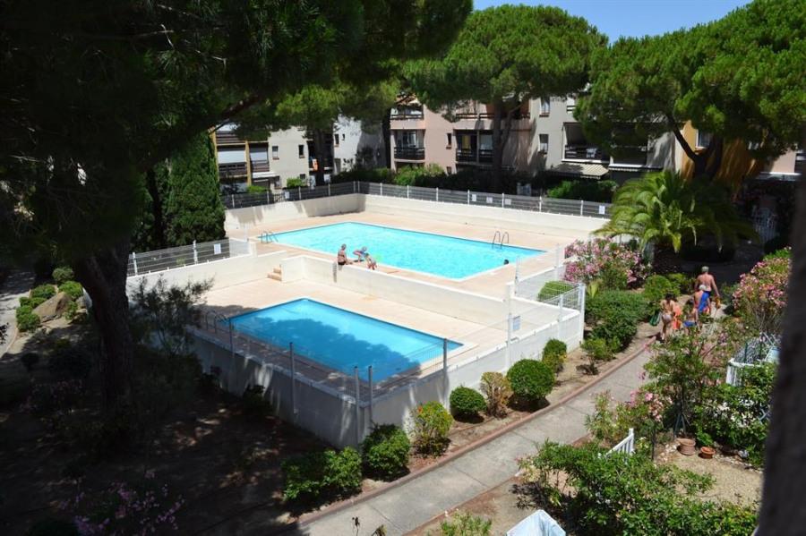 Ferienwohnungen Agde - Wohnung - 6 Personen - Grill - Foto Nr. 1