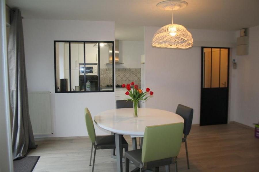 Appartement dans résidence de standing pour 4 personne(s)