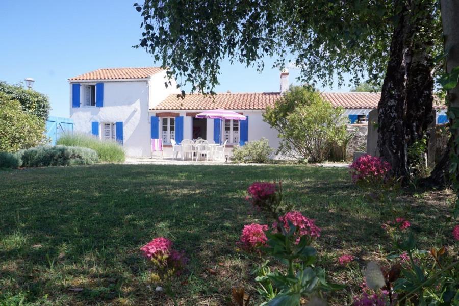 Location vacances L'Épine -  Maison - 6 personnes - Jardin - Photo N° 1