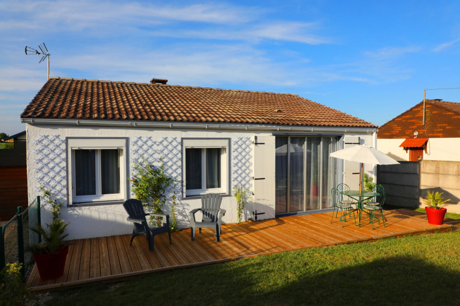 Location vacances Amilly -  Gite - 4 personnes - Barbecue - Photo N° 1