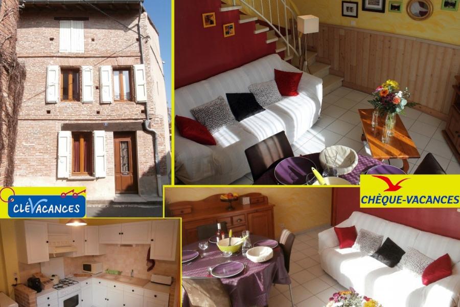Location vacances Rabastens -  Maison - 4 personnes -  - Photo N° 1